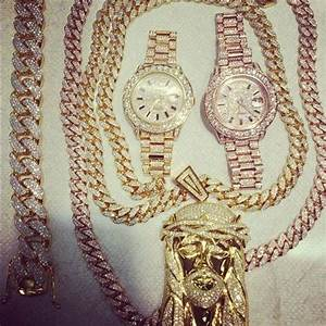 gold chains on Tumblr