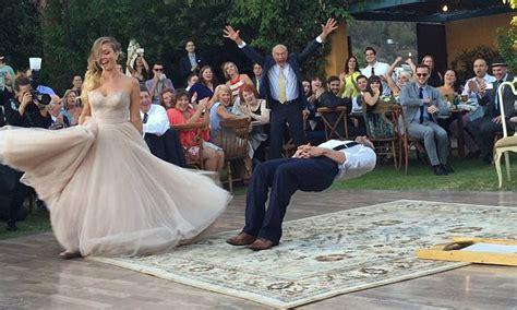 justin willman  wife jillian sipkins perform levitation