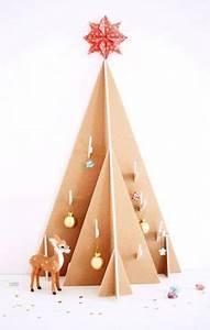 DIY Make a Modern Wooden Christmas Tree Display Shelf