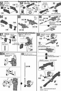 Hg Full Armor Unicorn Gundam  Unicorn Mode  English Manual