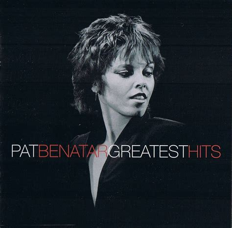 Pat Benatar - Greatest Hits   Pat benatar, Greatest hits ...