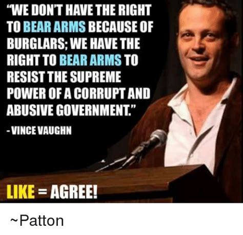 Vince Vaughn Meme - at least 2 people in hollywood arentleftwing anti america