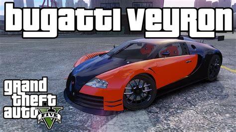 gta      bugatti veyron car hidden car fastest car  gta  youtube
