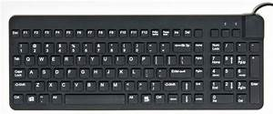 Introducing The U Hot Keyboard  The Cleanable  Hygienic