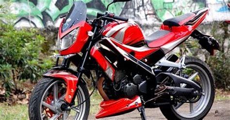 Modification Motor Scorpio by Modification Yamaha Scorpio Minimalis