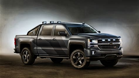2015 Chevrolet Silverado Concept Wallpaper