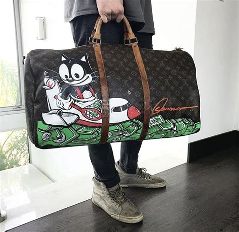 coinslot  lv handpainted bags bags