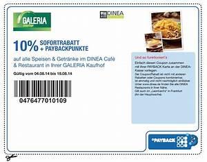 Payback De Ecoupons : galeria kaufhof mehrere payback coupons ~ One.caynefoto.club Haus und Dekorationen
