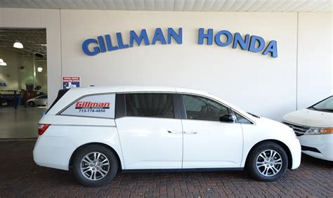Gillman Mitsubishi Of Houston by Gillman Honda Houston Houston Tx Localdatabase