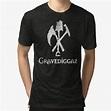 """Gravediggaz"" T-shirt by savethetshirt | Redbubble"