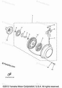 Yamaha Atv 2004 Oem Parts Diagram For Starter