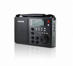 Grundig S450dlx Portable Am   Fm   Shortwave Radio
