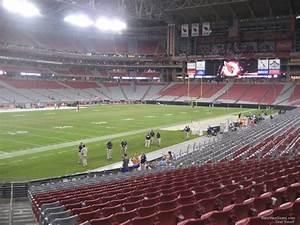 State Farm Stadium Section 136 Arizona Cardinals