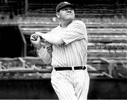 Babe Yankee Stadium Ruth Yankees 1924 York