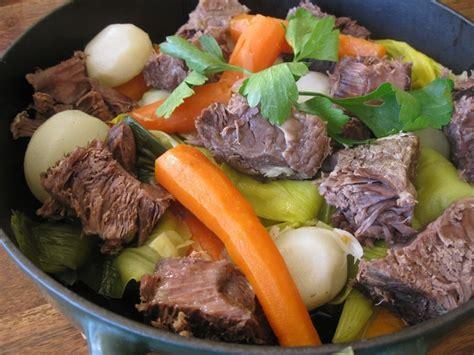 cuisiner des navets pot au feu au paleron de bœuf la recette facile