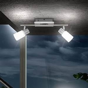 Led Leuchte Flur : led wand lampe decken strahler wohn ess zimmer beleuchtung flur leuchte spot ebay ~ Sanjose-hotels-ca.com Haus und Dekorationen