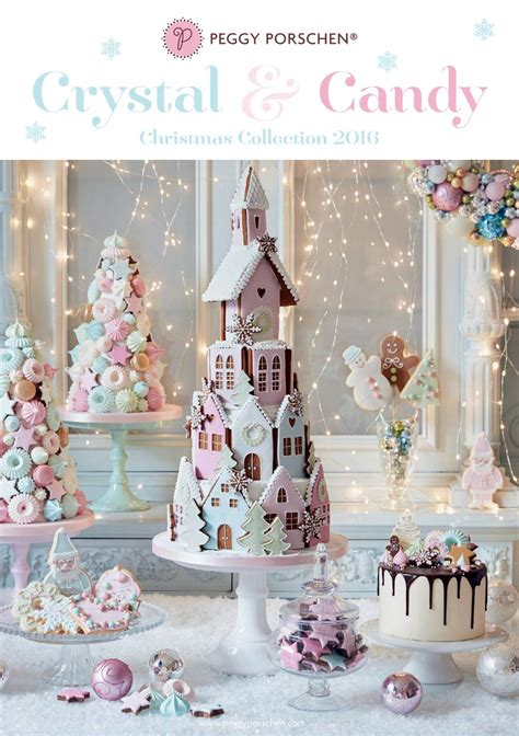 crystal candy christmas collection  peggy porschen