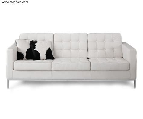 white leather sofa and chair home furniture living room furniture sofas lc white