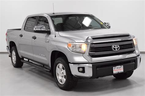Toyota Sr5 For Sale by Used 2014 Toyota Tundra 4wd Truck Sr5 For Sale Amarillo Tx