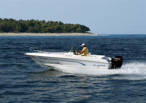 Olympic Boat by Olympic Boats 520 Cc