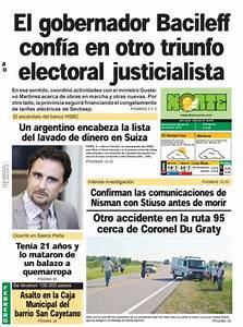 Peri U00f3dico Diario Norte  Argentina   Peri U00f3dicos De Argentina  Edici U00f3n De Martes  10 De Febrero De