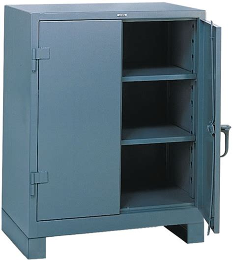 1110 heavy duty storage cabinet counter high