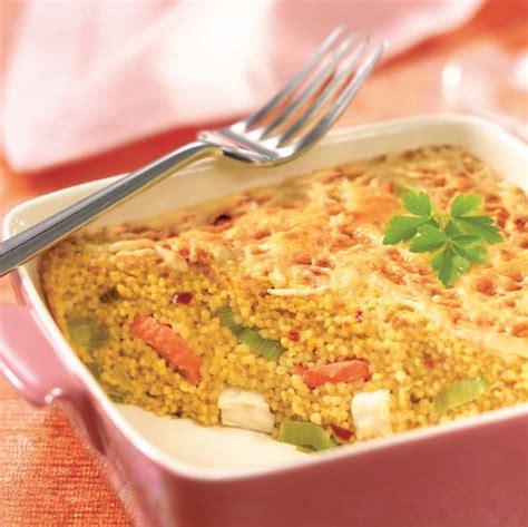 cuisiner couscous gratin de printemps poireaux carotte céleri savoir