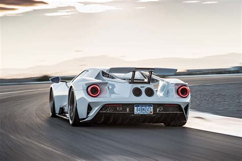2017 Ford Gt First Ride With Video Motor Trend