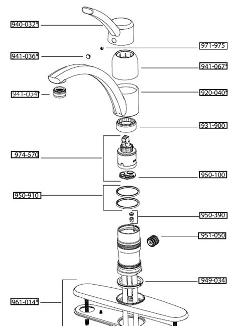how to install a grohe kitchen faucet kitchen faucet diagram kitchen free engine image for