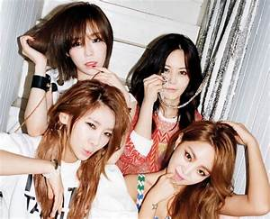 Brown Eyed Girls reach out to fans with a letter on 12th ...