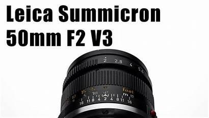 50mm Summicron Leica