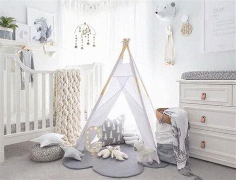 idees deco pour une chambre bebe garcon tendance joli