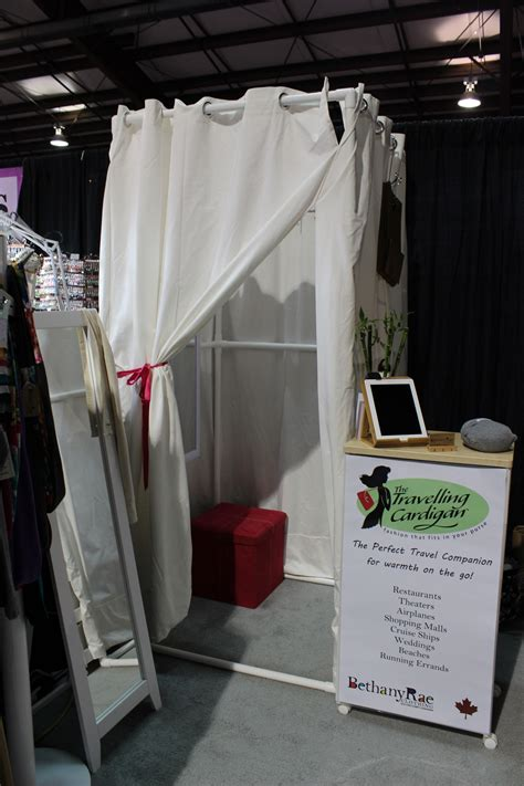 New Changing Room At Our Pop Up Shop! Portable Change Room