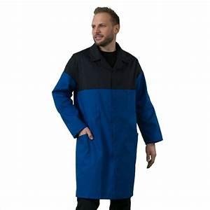 Blouse De Travail Homme : blouse de travail manches longues couleurs bugatti noir ~ Edinachiropracticcenter.com Idées de Décoration