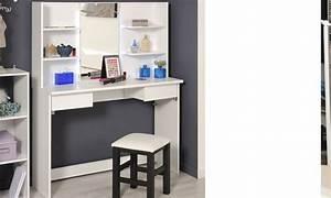 Coiffeuse Blanche Ikea : coiffeuse blanche moderne ikea id e inspirante pour la conception de la maison ~ Teatrodelosmanantiales.com Idées de Décoration