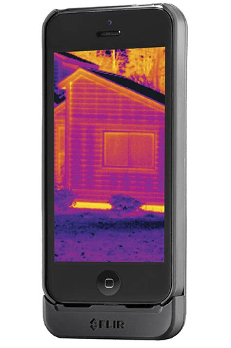flir iphone ces 2014 flir systems debuts flir one thermal