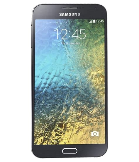 samsung e7 4g 16gb black mobile phones at low prices snapdeal india
