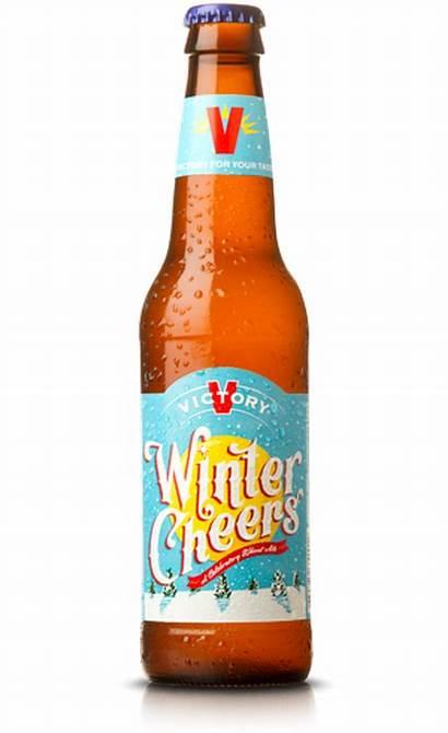 Winter Cheers Victory Brewing Beer Seasonal Wheat