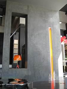 Cire Pour Enduit : enduit effet beton cir castorama ~ Premium-room.com Idées de Décoration
