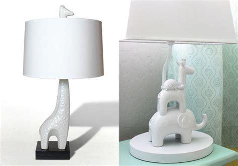 Make A Nursery Lamp Meet Your Ideal