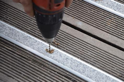 terrasse bois antiderapant