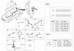 2003 Kia Spectra Fuse Box Diagram