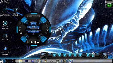 descargar  temas windows  alienware inspire