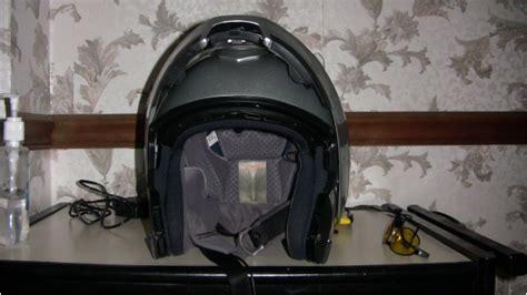 Motorcycle Helmet Headphone Mod