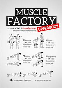 Muscle Factory Upperbody Workout