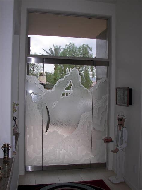 rugged frameless glass doors  sans soucie