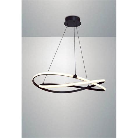 mantra infinity pendant lamp led  forge