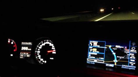 Audi A4 B8 Top Speed / 265 Kmh