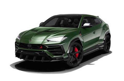 topcar plans lamborghini urus upgrades