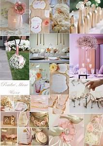 inspiration mariage vintage romantique poudre rose et dore With robe pour mariage rose poudré